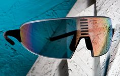 These cycling shades pack substance, style, and some serious iridescence