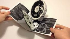Double Pop Out CD Case by ACDSleeve (HD)