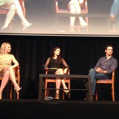 Colin O'Donoghue Fairy Tales III Paris 20-21 June 2015 Captain Hook - Killian Jones - Jennifer Morrison - Meghan Ory #CaptainSwan - Once Upon A Time
