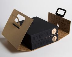 Lateral Take Away on Behance
