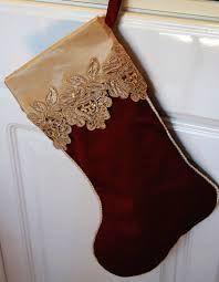 fancy christmas stockings gold christmas stockings christmas sock homemade christmas gifts christmas tree