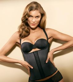 a316f43874 Customized Absorbing Plus Size Waist Cincher Miracle Vest By Squeem.  Hotfindsforyou · Shape wear