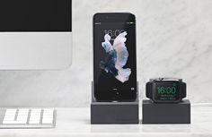 Mit einer neuen Serie an Ladegeräten für Smartphones, Tablets und die Apple Watch bringt Native Union zahlreiche Modelle in minimalistischem Design und aus hochwertigen Materialien auf den Markt. Wer schon mal auf der Suche nach einem universellen Smartphone-Dock mit Ladeanschluss … Weiterlesen