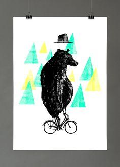 genial també en les il·lustracions Maria Fisher