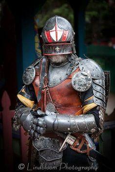Linda armadura