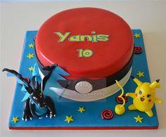 Gâteau d'anniversaire Pokemon Faites la surprise à votre enfant, et préparez lui un magnifique gâteau pour sa fête d'anniversaire!