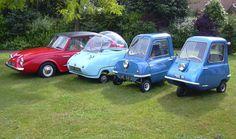 blogAuriMartini: Os menores carros do mundo