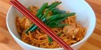 Sichuan fish noodles