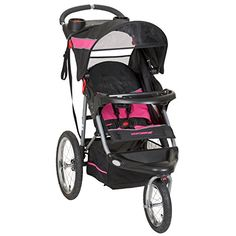 Baby Trend Expedition Jogger Stroller, Bubble Gum - $107.49