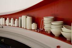 Fine ceramic work, minimalist