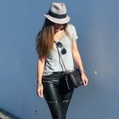 BLOG DA MARY: meu look #48