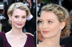 Cannes Film Festival styles. Hair and Make-up by Steph