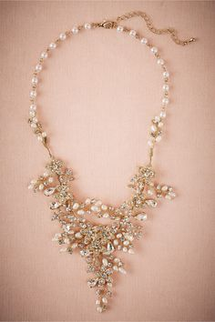 Ciosa Necklace from @BHLDN