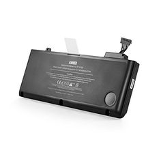 Anker #Laptop #Replacement #Battery #Pack #Li-Polymer #6000mAh #67Wh #for #A1Anker Laptop Replacement Battery Pack [Li-Polymer 6000mAh/67Wh] for A1322 A1278 (Mid 2009, Early 2010, Early / Late 2011, Mid 2012) Unibody MacBook Pro 13″ with 18 Month Warranty
