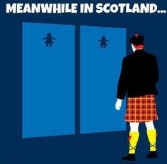 Scottish dilemma.