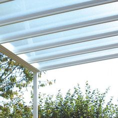 Lean To Roof, Outdoor Projects, Outdoor Decor, Rustic Pergola, Pergola Designs, Conservatory, Canopy, Swimming Pools, Exterior
