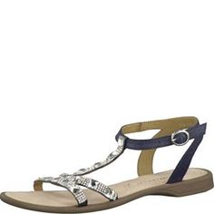 Tamaris-Sandalette-NAVY-Art.:1-1-28141-24/805