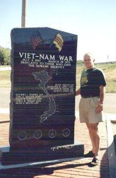 Vietnam Veterans Memorial Trinidad, Colorado