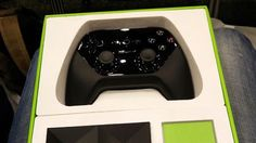 Android TV comes with snazzy black game controller in the box   The Android TV game controller popped up first in files for Android L, and later on Google Plus. Buying advice from the leading technology site