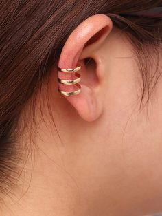 Shop Gold Hollow Out Ear Cuff online. SheIn offers Gold Hollow Out Ear Cuff & more to fit your fashionable needs.