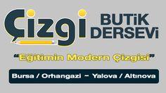 """Çizgi Butik Dersevi Orhangazi ve Altınova'da """"Eğitimin Modern Çizgisi"""" sloganıyla hizmet vermektedir. Çağı yakalayan eğitim sistemiyle farkını hissettirir."""