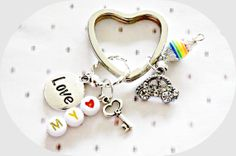 The Key To Your Heart  Amazing  Accessory Full of by splendorhoney, $10.50