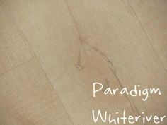 Paradigm, Whiteriver embossed vinyl flooring. Available at HFOfloors.com.