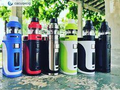 Repost from Cacuqecig.com @TopRankRepost #TopRankRepost #Eleaf #iStick #Pico25 with #ELLO has all six colors for your choice: Full Black White Black Silver Black Black Red Blue White White Greenery. Which one is your favourite?    #eleafworld#eleafglobal#vape#vapeporn#vapelyfe#vapefam#vapepics#vapelife#ecig#vape#vaping#vapepic#eliquid#ejuice#mods#vapefeed#vapedaily#vapelove#vapeholic#vapegear#vapenation#colors#new#subohm#vapor#vaping #cacuqecig #cacuqecig