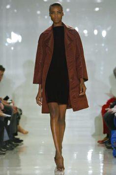 Ralph Rucci Ready To Wear Fall Winter 2014 New York - NOWFASHION
