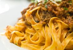 Tagliatelle Bolognese - New Classic Italian Pasta Recipes - Oprah.com