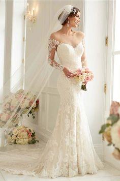 Lace lace !! http://bugelinlik.com/en/wedding-dresses/lace