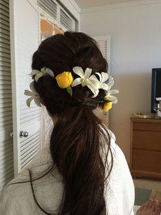 ハワイウェディング♡ラフスタイル♡My Style