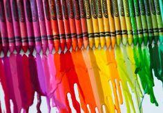 """une """"fondue"""" de couleurs..."""
