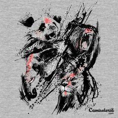 Camiseta 'Save us' - Catalogo Camiseteria.com