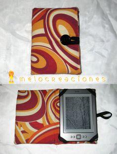 "Fundas para ebook de 6"". Elige tu tela! Kindle, Tela, Satchel Handbags, Purses, Slipcovers"