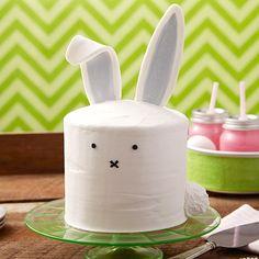 Floppy Ears Bunny Cake