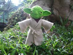 """""""Yoda, you seek Yoda!"""" *Theme of the Force starts playing* Sorry, I had to start with a Yoda quote/flourish. They're all pretty memorable and well, it's Yoda. Needless to say Beau was very excit..."""