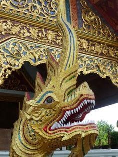 Thailandia - Chiang Mai - Tempio