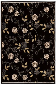 Rosella Area Rug - Transitional Rugs - Synthetic Rugs - Area Rugs - Rugs | HomeDecorators.com