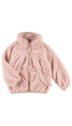 Jamestown Little ZIP FLEECE, Rose