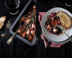 Octopus stewed with #Wine 15 #Octopus #Recipes   Yummy Recipes