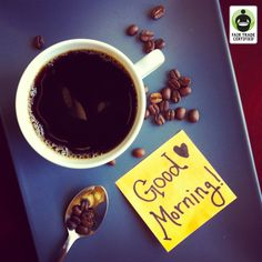 Happy Monday! Does your morning ritual empower #FairTrade #coffee farmers & workers around the world?
