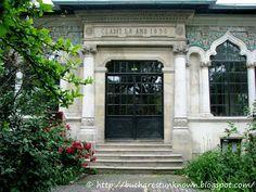 Unknown Bucharest: Patrimoniul arhitectural