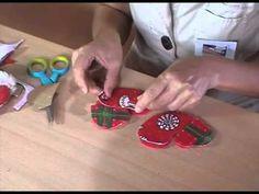 ¿Cómo hacer texturas diferentes en foamy? 2/3 - Artículos sobre manualidades en foamy