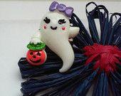 Halloween Ring, Ghost Ring, Fun Ring, Ghost, Halloween Gift Idea, Ring,