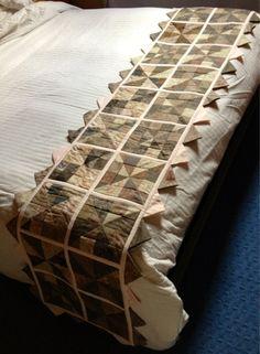 Bed runner for my mum
