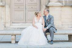 Paris wedding day   Image by Lomansa Photography