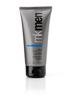 Gel Refrescante para después del Afeitado MKMen®