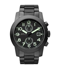 Marc by Marc Jacobs Larry Chronograph