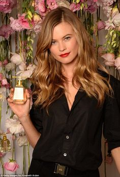 Behati Prinsloo launches 'I Am Juicy Couture' fragrance at The New York Edition on June 25, 2015